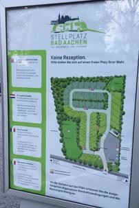 Stellplatz Bad Aachen